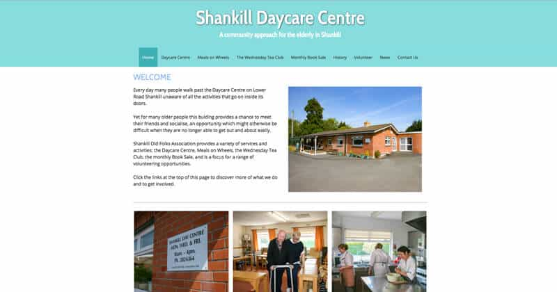 Shankill Daycare Centre Site