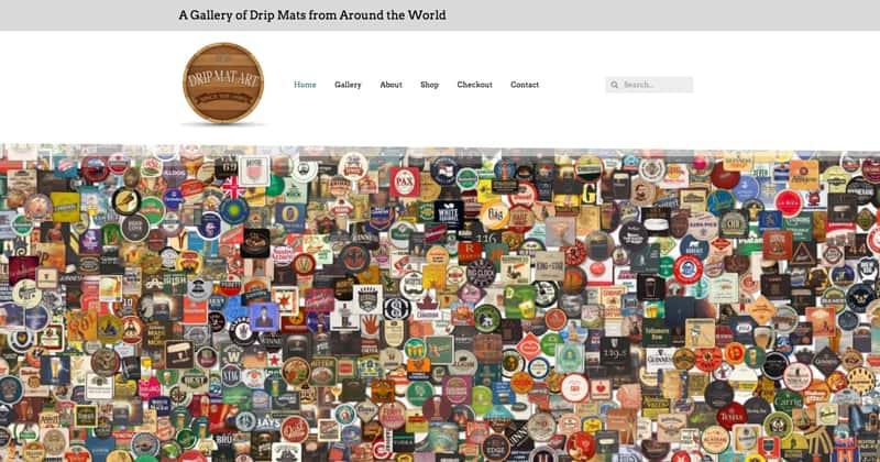 dripmatart.com Website
